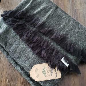 CHAKA alpaca wool scarf